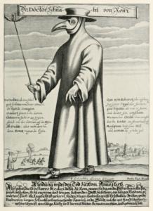 Plague doctor